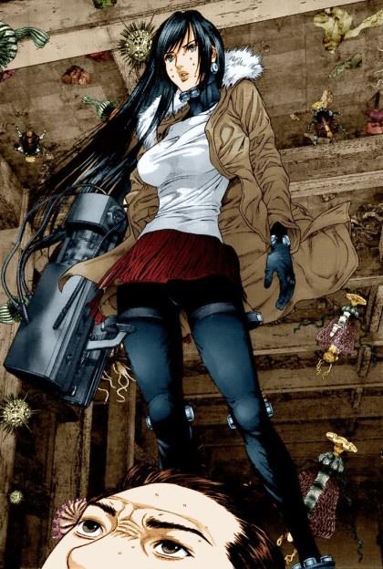 Gantz (Colorida) Online